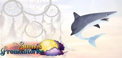 sonar con tiburones