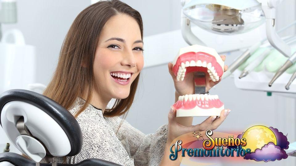 sueno con dentaduras postizas