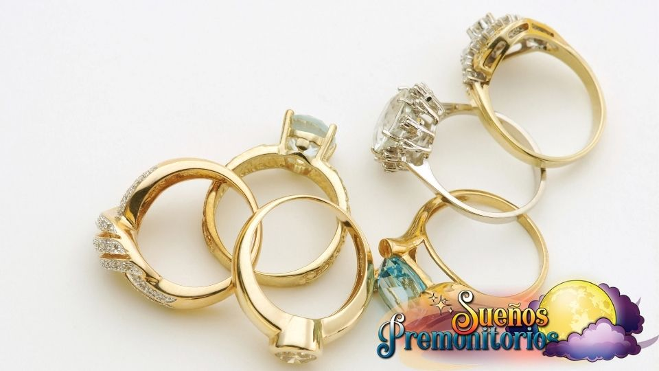 sonar con anillos de compromiso