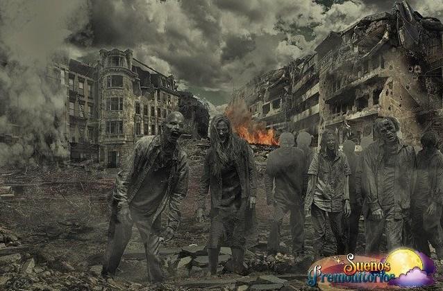 sonar con apocalipsis zombie