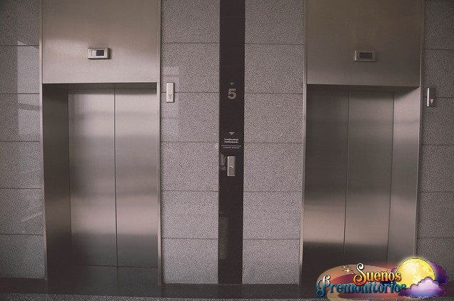 sonar con ascensor