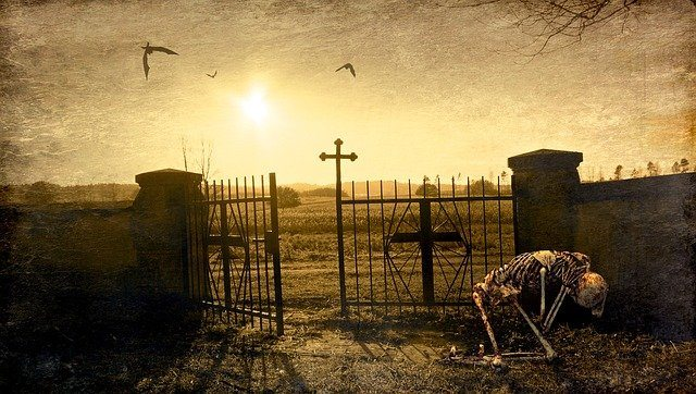 que significa sonar con cementerio