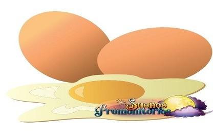 Sonar con huevos