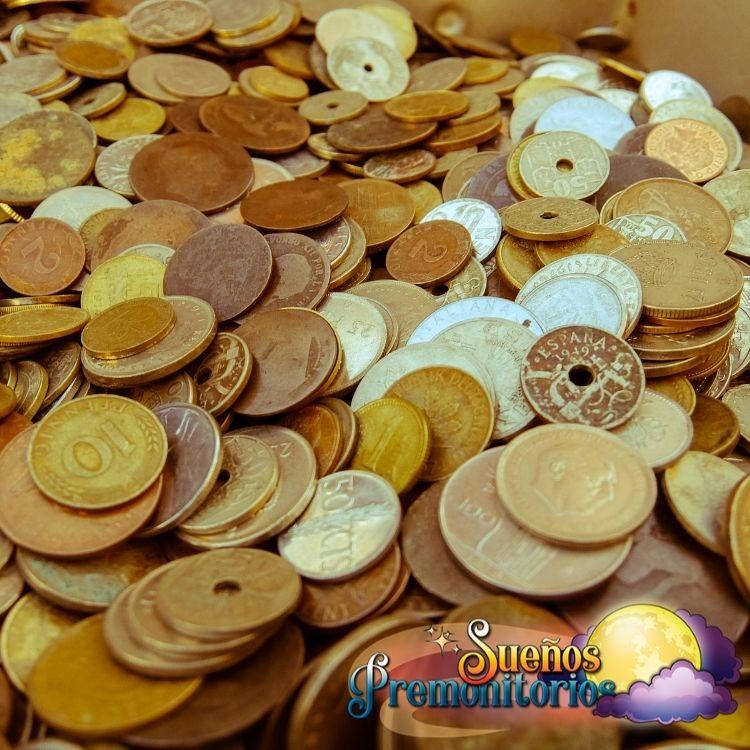 Monedas de la buena suerte