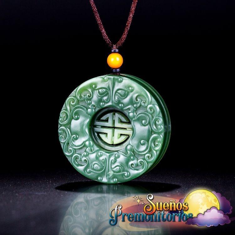 Talisman de jade
