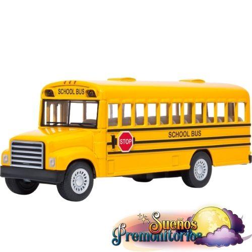 sonar con autobus escolar