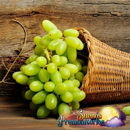 sonar con uvas verdes