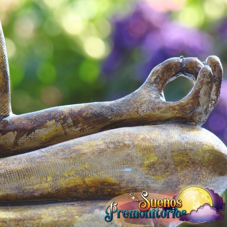 meditacion y el simbolo OM