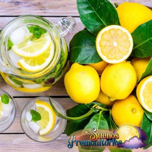 que significa un sueno con limones