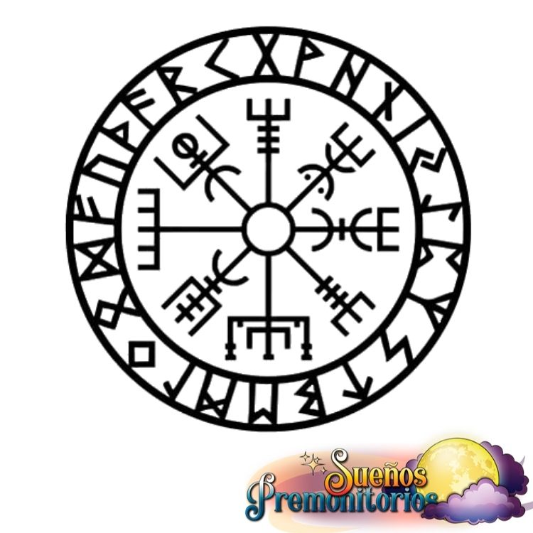 simbolo de Vegvisir