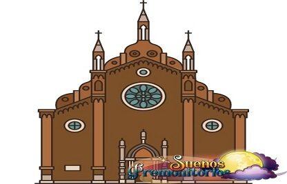 sonar con iglesia