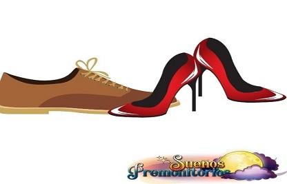 sonar con zapatos