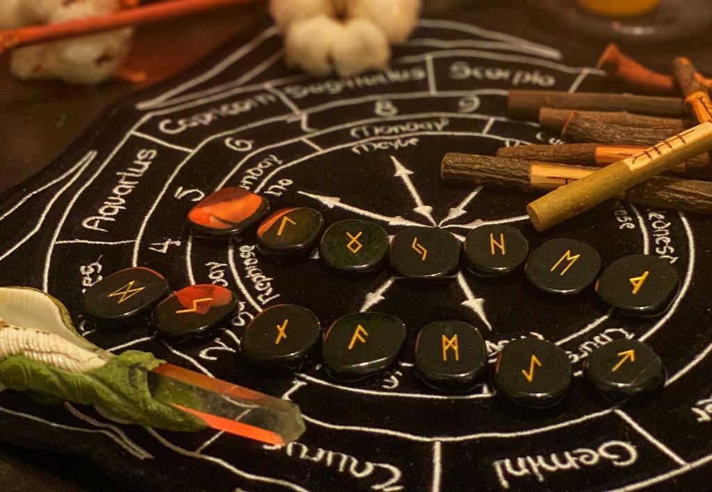 Significado runas vikingas