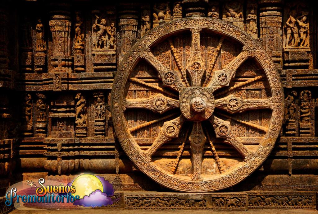 Que es la rueda del dharma
