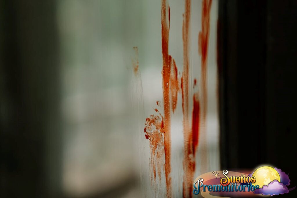 soñar que alguien sangra
