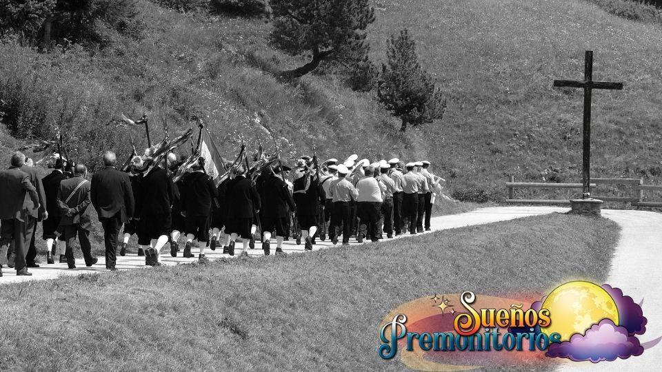 significado de sonar con procesiones