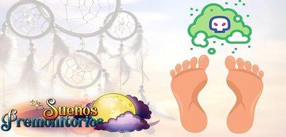 Soñar con olor a pies: Advertencias que te da la vida